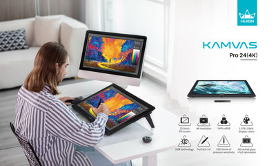 Kamvas Pro 24(4K)