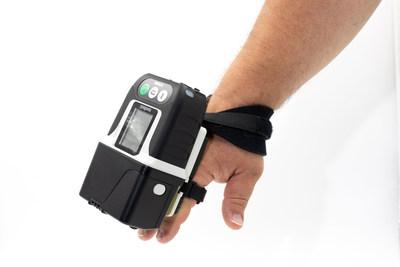 Handheld unveils unique wearable SP500X ScanPrinter for logistics efficiency