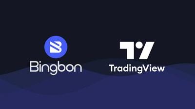 Bingbon se integra con TradingView, y se convierte en el más reciente broker de la plataforma TradingView