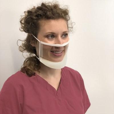 ClearMask™: primera mascarilla quirúrgica en el mundo con marcado CE, completamente transparente